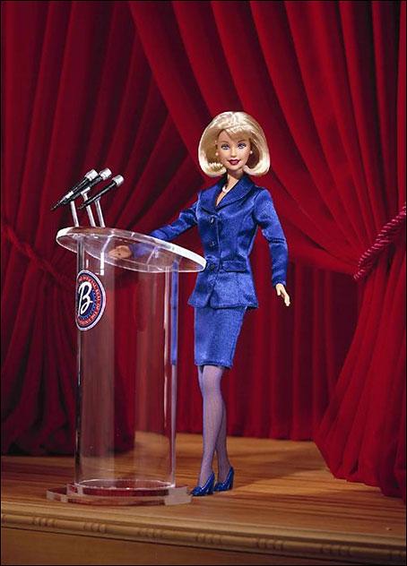 President Barbie