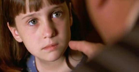 Stop being so obsessed with Matilda's appearance!