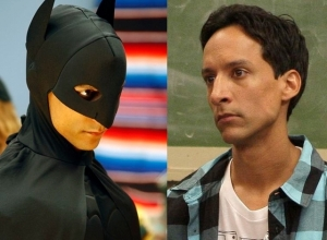 Batman and Abed