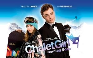 Chalet Girl poster