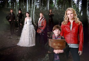 cast of Once Upon A Time