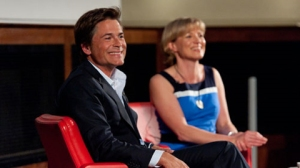 Rob Lowe at the Royal Geographical Society
