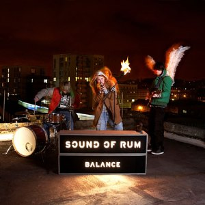 Sound of Rum - Balance album cover