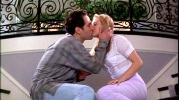 clueless cher and josh kiss