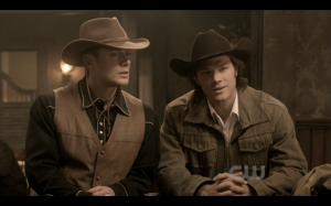 cowboy Jensen and cowboy Jared