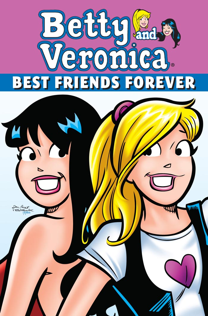 Betty and Veronica, Bes Friends