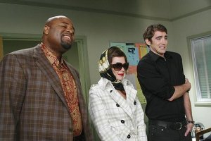 Disguised Chuck with Emerson and Ned