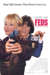 Feds (film) poster