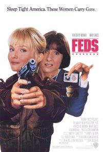 Feds (film) poster