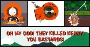various deaths of Kenny