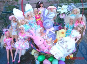 Barbie Easter Basket
