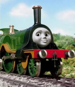 Emily from Thomas the Tank Engine