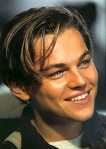 Leonardo DiCaprio's floppy haired mess