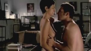 Morena Baccarin sex scene