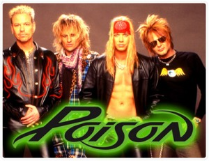 Poison the band