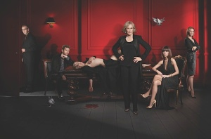 Damages season 5 cast