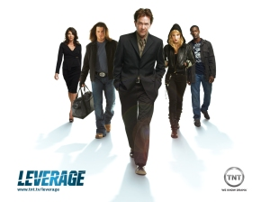 Leverage TNT cast