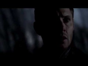 Dean in Purgatory in the Supernatural season seven finale