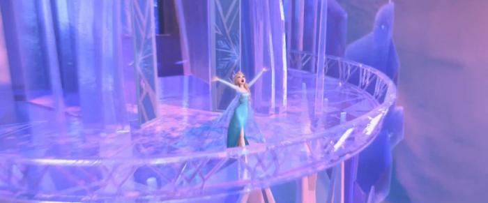 frozen elsa the snow queen