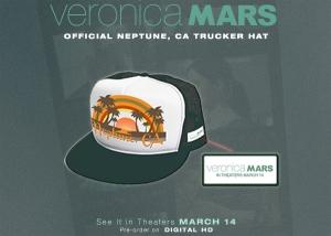 Veronica Mars hat
