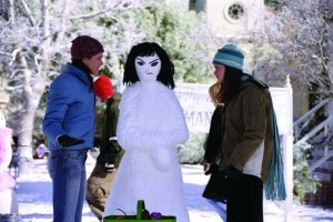 Gilmore Girls snow