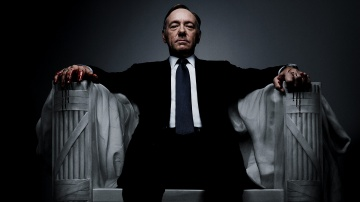House of Cards Kevin Spacey poster
