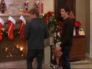 The OC, The Best Chrismukkah ever episode